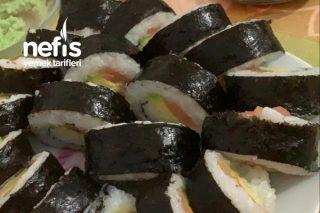 Sushi (Uzakdoğu'nun Yıldızı) Tarifi