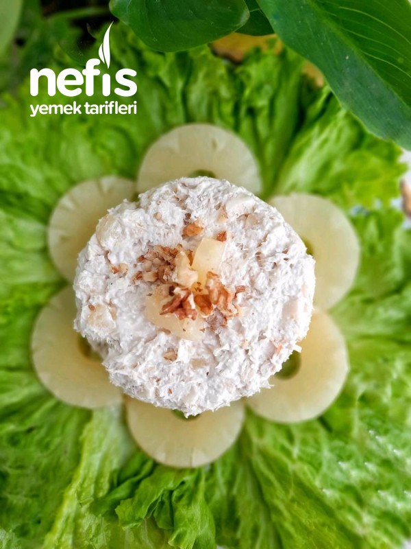 Hawaii Salatasi – Ekzotik Tadin En Nefis Salatası..