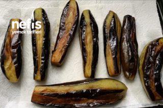 Karnıyarık İçin Buzluk Patlıcan (Pratik) Tarifi