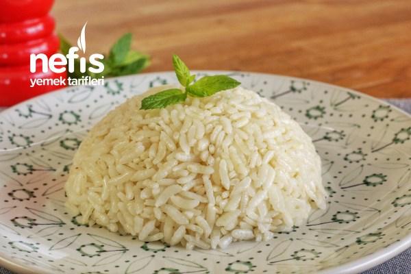 Pirinç Pilavı Kaç Kalori? Tarifi