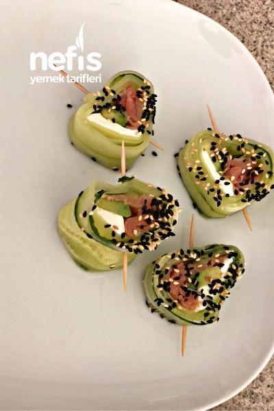 Salatalık Ruloları