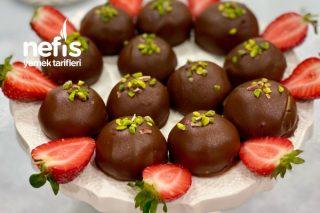 Fıstıklı Çikolatalı Bonbonlar Tarifi