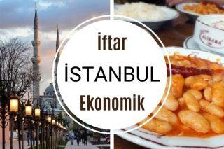 İstanbul'un En Ucuz İftar Mekanları Tarifi
