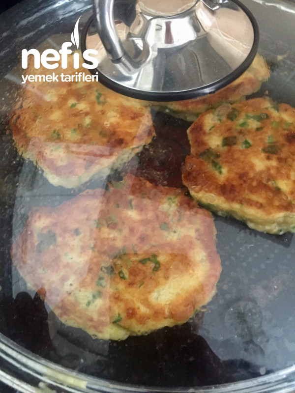 Peynirli Mini Omletler-kapış Kapış Gitti