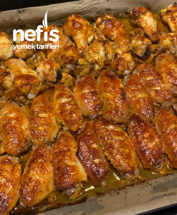 Ballı Tavuk Kanat