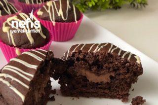 Çikolata Dolgulu Kek Tarifi