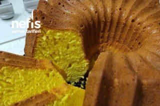 Dumanı Üstünde Portakallı Kek Tarifi