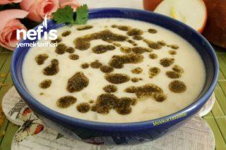 Köfteli Bulgurlu Yoğurt Çorbası (Erzincan) Tarifi