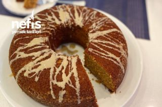 Yumuşacık Dokusu İle Tahinli Kek Tarifi