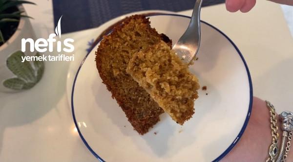 Yumuşacık Dokusu İle Tahinli Kek