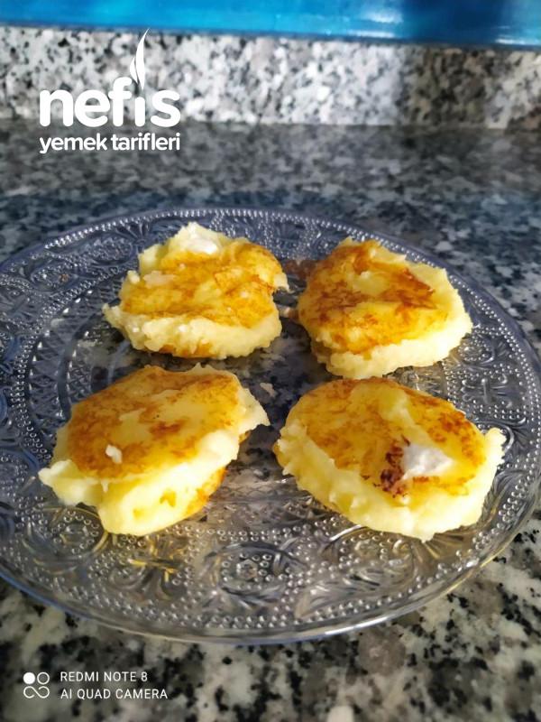 Bebeklere Patates Köftesi