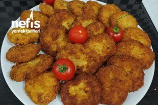 Çıtır Tavuk Köftesi Tarifi