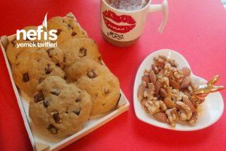 Cookies (Rafine Şekersiz) Tarifi