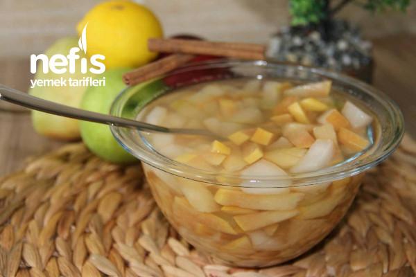 Meyveli Hoşaf (Cok Lezzetli)