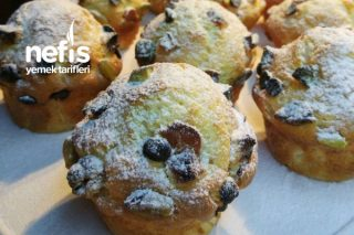 Puf Puf Meyveli Muffin Kek Tarifi