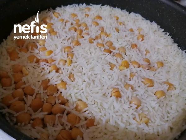 Basmati Pirinç Pilavı