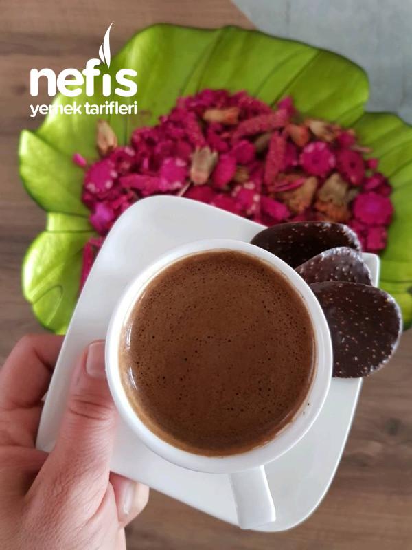 Cappuccino'lu Türk Kahvesi