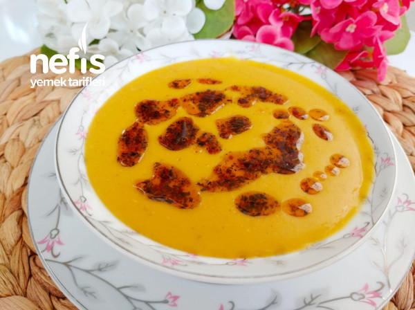 Lokanta Usulü Mercimek Çorbası(Tam Ölçülü)