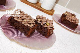 Muzlu Kremalı Kek Tarifi