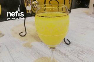 Orijinali Aratmayan El Yapımı Limonata Tarifi