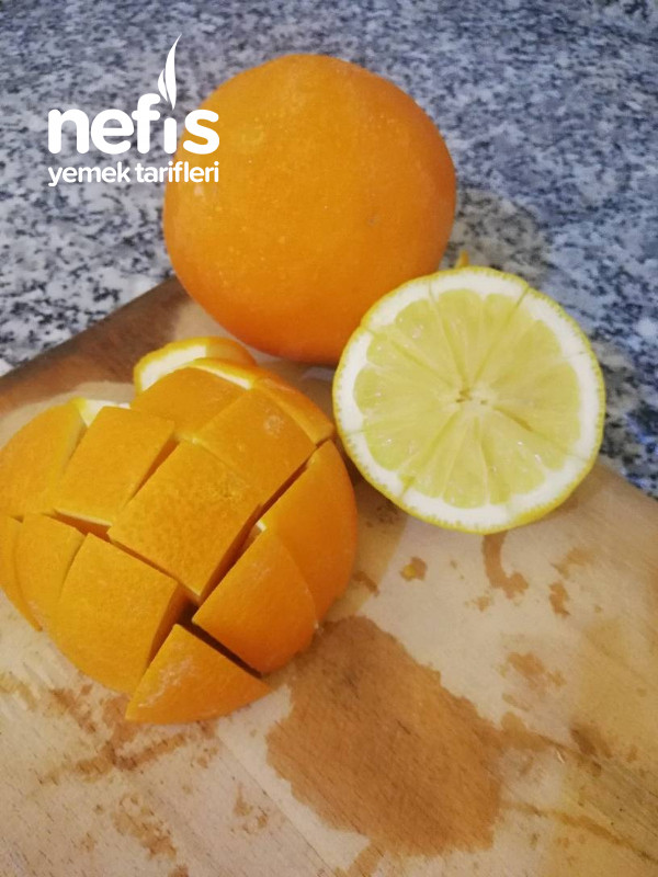 Orijinali Aratmayan El Yapımı Limonata
