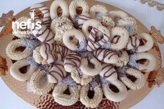 Orjinal Pastane Kurabiyesi Tarifi