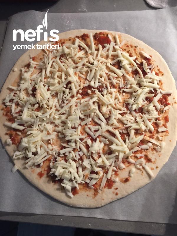 Pizza Bol Malzemos