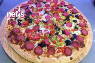 Pizza Bol Malzemos Tarifi