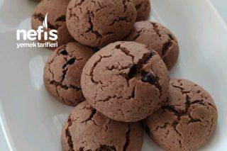 Sıvıyağlı Kakaolu Muhteşem Kurabiye Tarifi