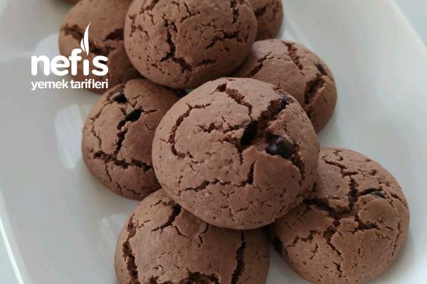 Sıvıyağlı Kakaolu Muhteşem Kurabiye