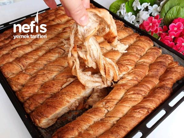 Tel Tel Lezzeti Efsane Haşhaşlı Çörek (Kolay Yöntemle)
