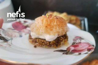 Baklava Burger (Videolu) Tarifi