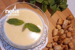 Kabak Çorbası (Benimle Beraber Ailede Meşhur Olan Çorba Mutlaka Deneyin) Tarifi