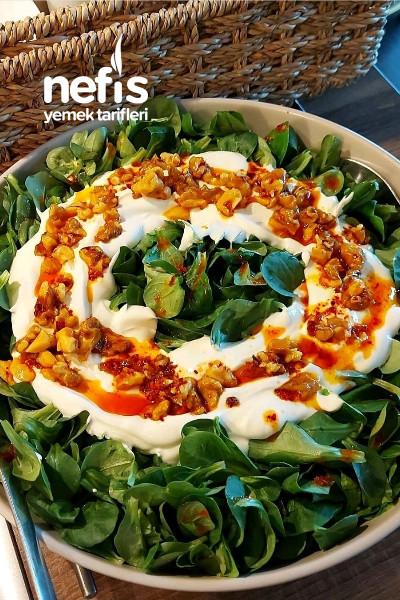 Kuzu Marul Salatası
