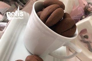 Lokmalık Kahve Çekirdeği Kurabiye Tarifi
