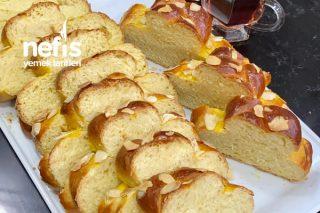Mahlepli Paskalya Çöreği Tarifi