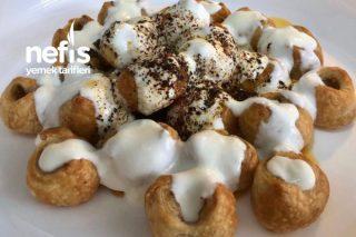 Milföylü Patates Mantısı Tarifi