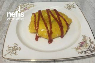 Omurice -  (Japon ve Kore Mutfağı) Tarifi