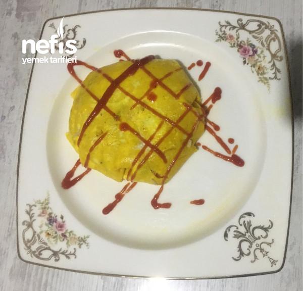 Omurice –  (Japon ve Kore Mutfağı)