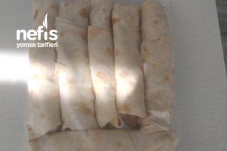Sahurda Şipşak Hazır Pratik Buzluk Böreği Tarifi