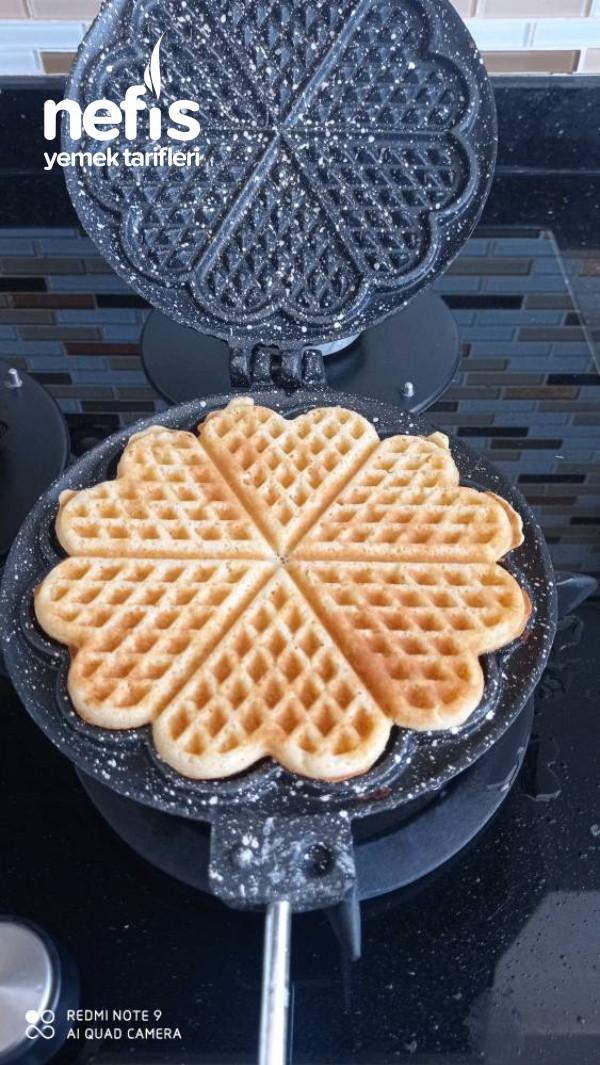 Tam Ölçülü Waffle