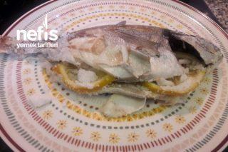 Tuzda Balık Tarifi