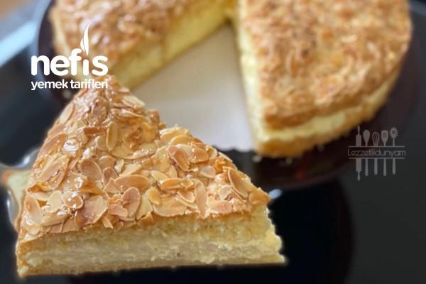 Alman Pastası (Bienenstich) Arı Sokması