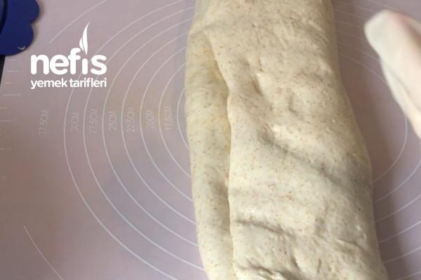 Ekşi Mayalı Sağlıklı Ramazan Pidesi – Videolu