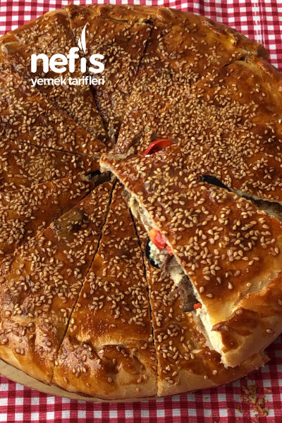 Kapalı Pide (Kapalı Pizza)