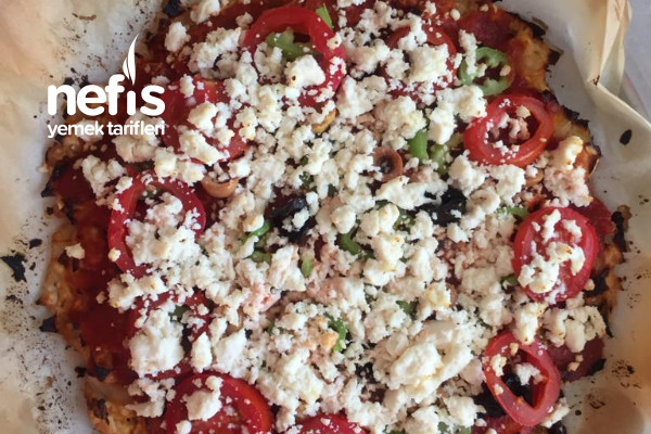 Kapuskalı Fit Pizza