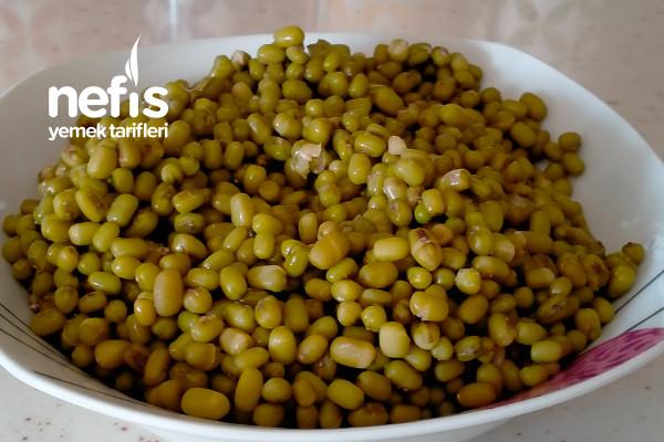 Maş Fasulyesi Salatası ( 2 Kişilik Tarifler)