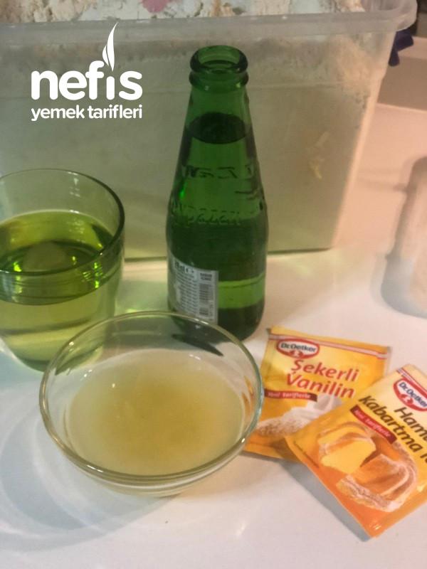 Sodali Limonlu pamuk Kek( Limon Soslu)