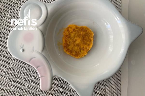 Bebek Tarhanalı Omlet