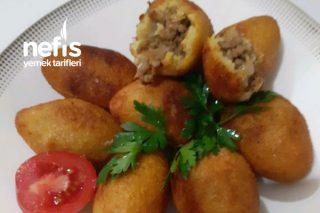 Bulgurlu Patatesli İçli Köfte Tarifi